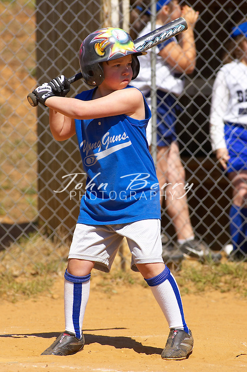 Young Guns vs Bandits, 10 & Under..Madison Parks and Rec Softball..