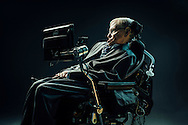 Theoretical physicist Professor Stephen Hawking