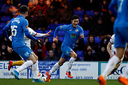 Stockport County FC 0-0 Sutton United FC 18.1.20