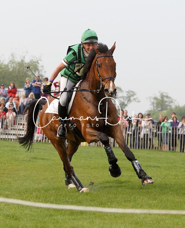 King Mary (GBR) - Imperial Cavalier<br /> CIC4* Badminton 2011<br /> &copy; Hippo Foto - Cealy Tetly