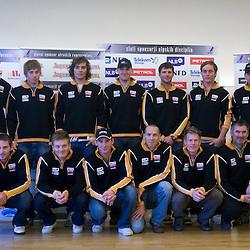 20080925: Alpine Skiing - Press conference before season 2008/2009