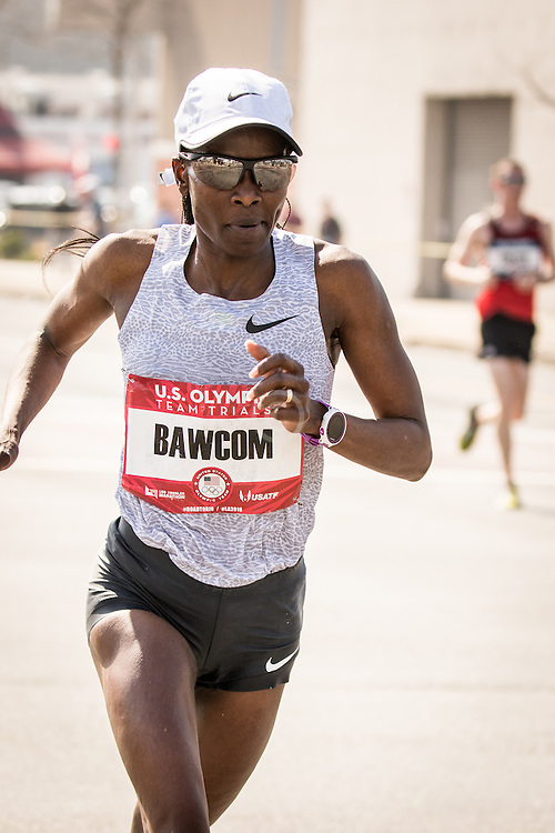 USA Olympic Team Trials Marathon 2016, Janet Bawcom, Nike