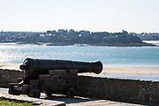 Cannon in Saint-Malo