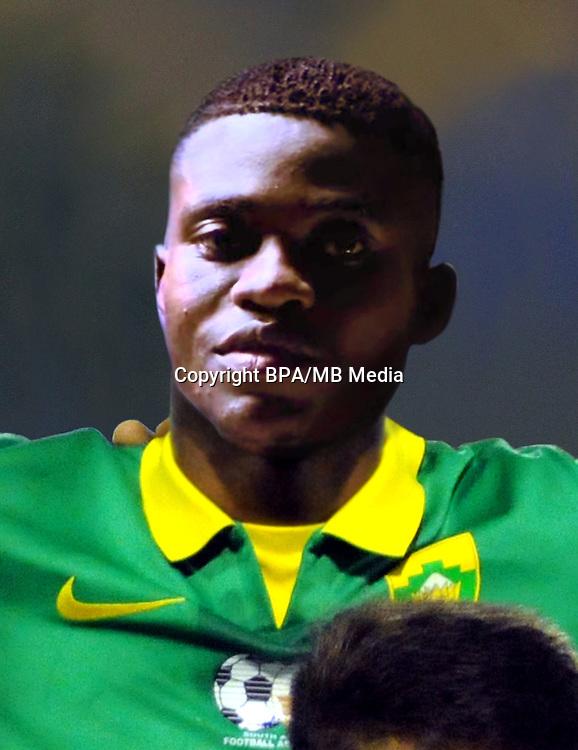 Fifa Men&acute;s Tournament - Olympic Games Rio 2016 - <br /> South Africa National Team - <br /> Menzi Masaku