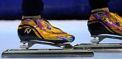 13-03-2010 SCHAATSEN: WORLDCUP FINALE: HEERENVEEN<br /> Schaatsen van Yekaterina Shikhova RUS - item schaatsen<br /> &copy;2010-WWW.FOTOHOOGENDOORN.NL
