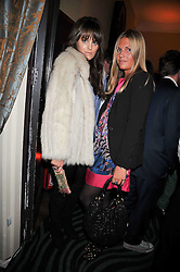 MOLLY MILLER MUNDY and SOPHIE BARTELSKI at the launch of Quintessentially Soho at the House of St Barnabas, 1 Greek Street, London on 29th September 2009.<br /> <br /> <br /> <br /> <br /> BYLINE MUST READ: donfeatures.com<br /> <br /> *THIS IMAGE IS STRICTLY FOR PAPER, MAGAZINE AND TV USE ONLY - NO WEB ALLOWED USAGE UNLESS PREVIOUSLY AGREED. PLEASE TELEPHONE 07092 235465 FOR THE UK OFFICE.*