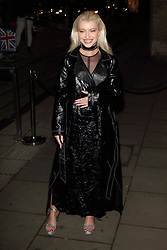 February 18, 2019 - London, United Kingdom - Alice Chater at the Naked Heart Foundation's Fabulous Fund Fair at the Roundhouse, Chalk Farm (Credit Image: © Keith Mayhew/SOPA Images via ZUMA Wire)
