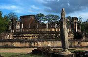 The Vatadage, Polonnaruwa.