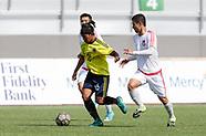 Asian-American Soccer Match - 8/5/2017