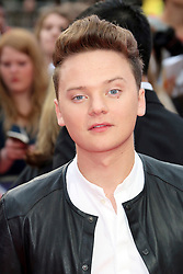 © Licensed to London News Pictures. 10/04/2014, UK. Avi Conor Maynard, The Amazing Spider-Man 2 - World film premiere, Odeon Leicester Square, London UK, 10 April 2014. Photo credit : Richard Goldschmidt/Piqtured/LNP