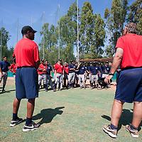 Baseball - MLB European Academy - Tirrenia (Italy) - 21/08/2009 - Coaching staff