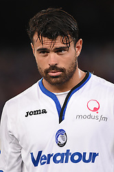 August 27, 2017 - Naples, Naples, Italy - Andrea Petagna of Atalanta BC during the Serie A TIM match between SSC Napoli and Atalanta BC at Stadio San Paolo Naples Italy on 27 August 2017. (Credit Image: © Franco Romano/NurPhoto via ZUMA Press)