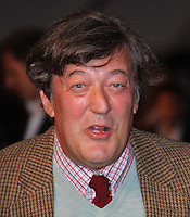 Stephen Fry Tamara Drewe UK Premiere, Odeon Cinema, Leicester Square, London, UK, 06 September 2010: For piQtured Sales contact: Ian@Piqtured.com +44(0)791 626 2580 (Picture by Richard Goldschmidt/Piqtured)