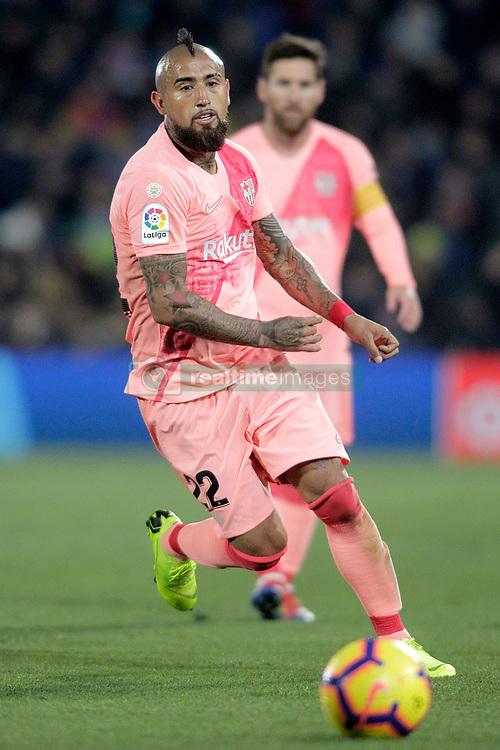 صور مباراة : خيتافي - برشلونة 1-2 ( 06-01-2019 ) 664964-009