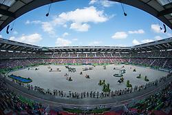 Team GER world champion team test - Alltech FEI World Equestrian Games™ 2014 - Normandy, France.<br /> © Hippo Foto Team - Jon Stroud<br /> 31-08-14