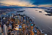 Ein New York Helikopter-Rundflug ist ein fantastisches und einmaliges Erlebnis, ganz zu schweigen von der unglaublichen Aussicht auf die Skyline von Manhattan!