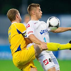 20120804: SLO, Football - Prva liga NZS, NK Domzale vs FC Koper