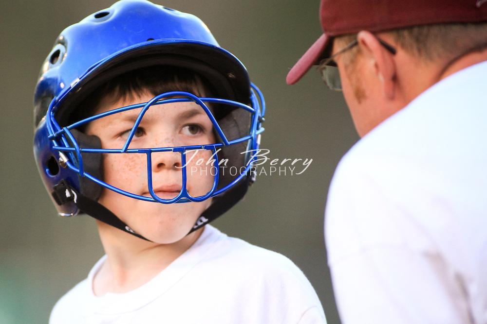 MPR Minors Baseball .White vs Navy Game Action .4/16/2008..