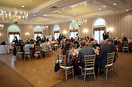 WARMISNER, PA. -  OCTOBER 10: The crowd gathers for breakfast at the 21st Annual YWCA Breakfast with Friends October 10, 2013 at Spring Mill Manor in Warminster, Pennsylvania.  (Photo by William Thomas Cain/Cain Images)