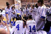 Cile 21/07/2011<br /> Campionato Mondiale Femminile U19<br /> Italia-Egitto<br /> nella foto: Giovanni Lucchesi team timeout<br /> foto ciamillo-castoria