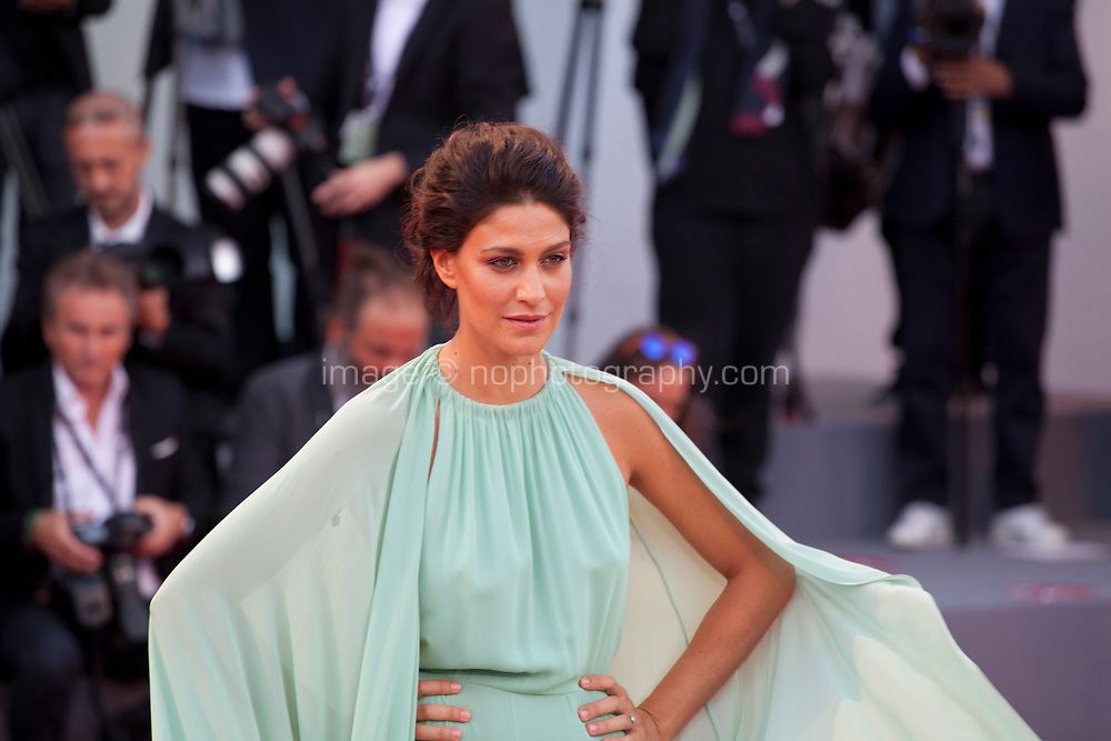 Giulia Bevilacqua at the premiere of the film The Leisure Seeker (Ella & John) at the 74th Venice Film Festival, Sala Grande on Sunday 3 September 2017, Venice Lido, Italy.