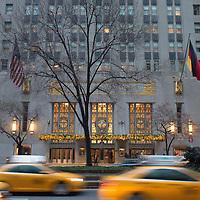 Waldorf Astoria, New York City, NYC