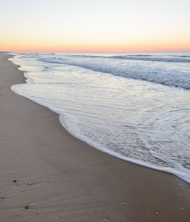 Dawn, Two Mile Hollow Beach, Long Island, Two Mile Hollow Ln, East Hampton, NY
