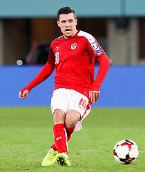 24.03.2017, Ernst Happel Stadion, Wien, AUT, FIFA WM 2018 Qualifikation, Oesterreich vs Moldawien, Gruppe D, im Bild Zlatko Junuzovic (AUT) // during the FIFA World Cup 2018, group D qualifying match between Austria and Moldova at the Ernst Happel Stadion in Wien, Austria on 2017/03/24. EXPA Pictures © 2017, PhotoCredit: EXPA/ Alexander Forst