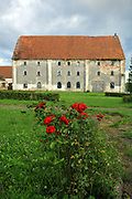 XVII-wieczny pałac rodu Lehndorff w Sztynorcie<br /> Palace in Sztynort from XVII century,
