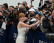Jessica Chastain at the Deauville American Film Festival