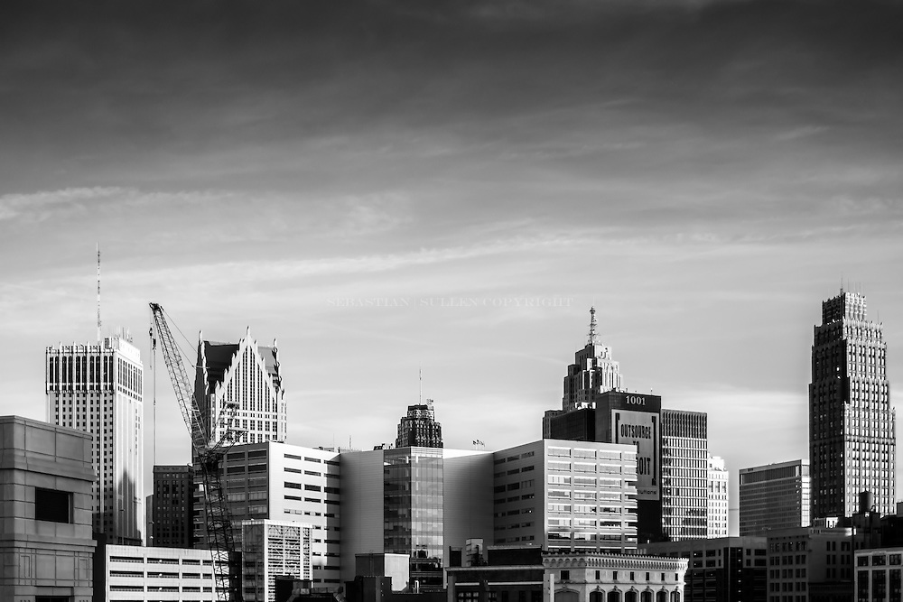 Cityscape series travels throughout the world capturing cities in their architecture glory .