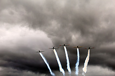 Auckland-Flypass for founder of Warbirds Trevor Bland's funeral