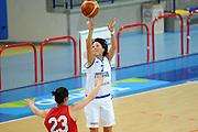 Frosinone, 24/05/2013<br /> Basket, Nazionale Italiana Femminile<br /> Amichevole<br /> Italia - Bulgaria<br /> Nella foto: giorgia sottana<br /> Foto Ciamillo