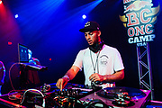DJ as seen during Red Bull BC One Camp Houston, TX May 19 2019