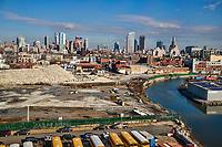 Brooklyn Skyline & Gowanus Canal
