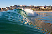 Surf at Salt Creek at Monarch Beach in Dana Point