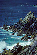 "Dingle peninsula. Slea Head, the very western most cape of Ireland.  The movie ""Ryan's Daughter,"" was filmed on the Dingle    Peninsula."