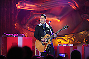 Andy Grammer performs at the 2015 Rockefeller Center Christmas Tree Lighting Ceremony, Wednesday, Dec. 2, 2015 in New York. (Photo by Diane Bondareff/Invision for Tishman Speyer/AP Images)