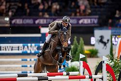 Zorzi Alberto, ITA, Danique<br /> Stuttgart - German Masters 2018<br /> © Hippo Foto - Stefan Lafrentz