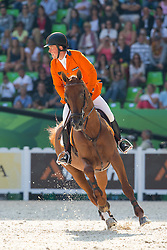 Gerco Schroder, (NED), Glocks London NOP - First Round Team Competition Jumping Speed - Alltech FEI World Equestrian Games™ 2014 - Normandy, France.<br /> © Hippo Foto Team - Leanjo De Koster<br /> 03-09-14