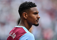 Football - 2019 Betway Cup (pre-season friendly) - West Ham vs. Athletic Bilbao<br /> <br /> West Ham United's Sebastien Haller comes out onto the pitch, at The London Stadium.<br /> <br /> COLORSPORT/ASHLEY WESTERN