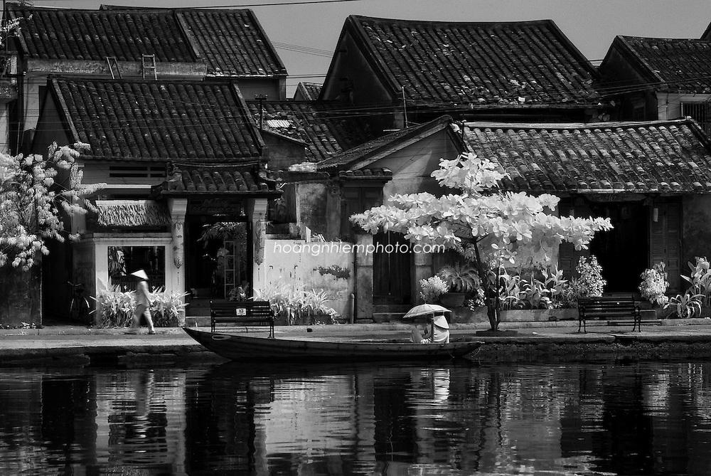 Vietnam Images-Hoi An old town. phong cảnh việt nam hoàng thế nhiệm
