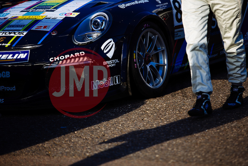 Dino Zamparelli   GT Marques   #88 Porsche 911 GT3 Cup   Porsche Carrera Cup GB   Race 2 - Rogan Thomson/JMP - 02/10/2016 - MOTORSPORT - Brands Hatch GP Circuit - Longfield, England - BTCC Season Finale.