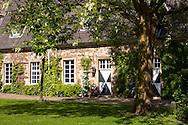 DEU, Germany, North Rhine-Westphalia, Dorsten, the moated castle Lembeck.<br /> <br /> DEU, Deutschland, Nordrhein-Westfalen, Dorsten, das Wasserschloss Lembeck.