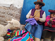 cof Cusco, Peru, South America