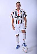 05-07-2009: Voetbal:Studioportretten Willem II<br /> Sa&iuml;d Boutahar<br /> Foto: Geert van Erven