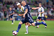 2019 A-League - Melbourne Victory v Central Coast Mariners