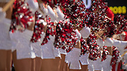 Lincoln, NE - Sept 23:  during their game against the Rutgers Scarlet Knights at Memorial Stadium in Lincoln Nebraska September 23, 2017. Photo by Eric Francis
