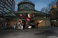 Natalie Walters 72nd Street Subway Station Dance As Art New York City Photography Project