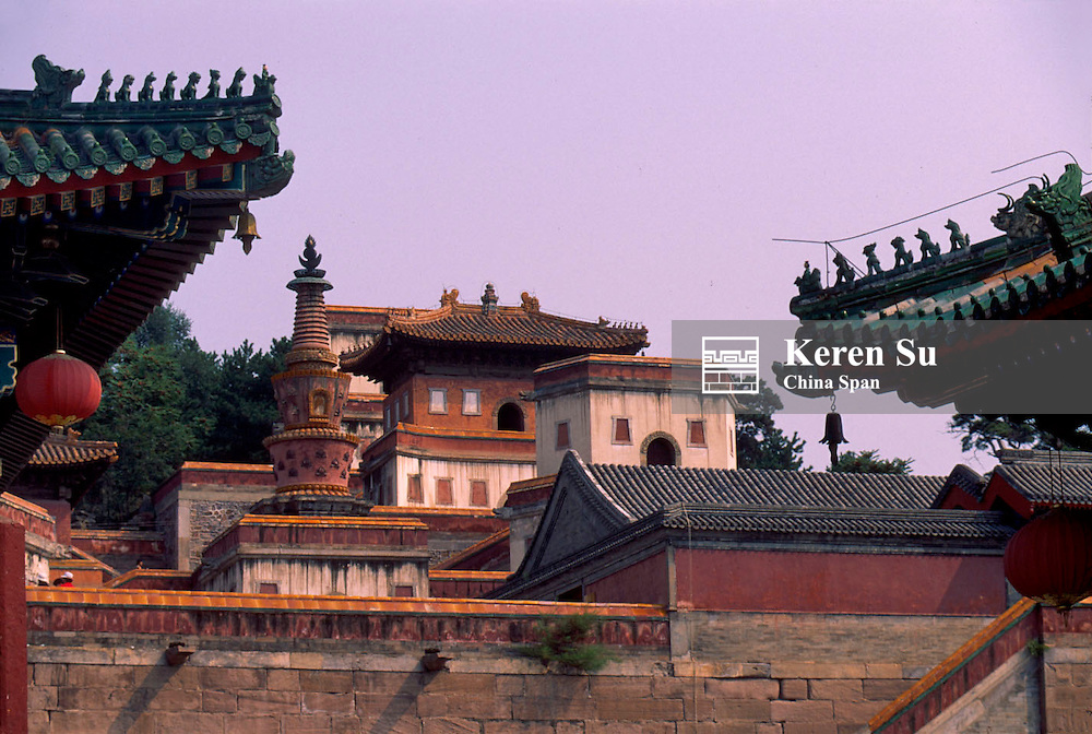 Eight Outer Temple Complex in Imperial Summer Palace and its Outlying Temples, Chengde, Hebei Province, China